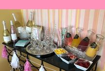 How to make a Mimosa Bar!