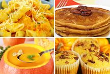 Pumpkin Recipes for Fall Cooking / We love pumpkin recipes as much as everyone else!