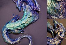 Sculpting Ideas / by Tina Norton