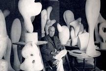 Jean Arp / Sculptures