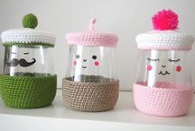 Crochet objetos