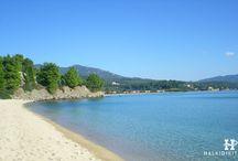 HalkidikiTravel.com - Lagomandra beach in Halkidiki