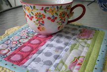 Quilty Coasters...