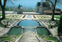 Fleurs, plantes, jardins en Rhône-Alpes / Les curiosités botaniques ou sites remarquables dans notre région