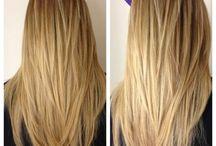Lusciously Long  / Haircuts
