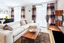 Obývací pokoje - inspirace