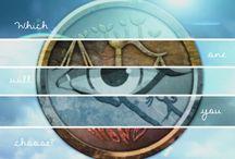 Divergent / Divergent Divergent Divergent! If you haven't read the books, start.  / by Sarah Rupert