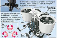Futuristic Tech