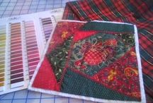 Quilting - liberated quilting