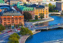 Sweden Travel / Amazing place to visit in Europe. Let's go in Sweden in vacation!  Un loc extraordinar de vizitat in Europa. Sa mergem in Suedia in Vacanta!  https://www.haisitu.ro/suedia-ta189