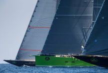INOUI Sailing Yacht / will race LORO PIANA SUPER YACHT REGATTA 19th – 22nd March 2014