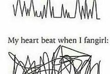 OMG, I can't - forever fangirling