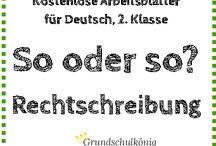 Deutsch Übungen