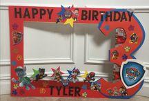 Teo's Birthday