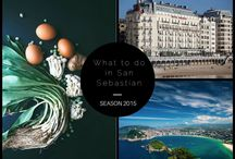 Just in San Sebastian / Private, customised, luxury experiences from start to finish. Expert guides, private transport, irresistible activities, and the perfect place to rest at the end of the day.