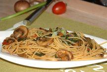 Pasta basta - glutenfrei - vegan / Glutenfreie und vegane Pastaträume. Einfach, schnell, lecker