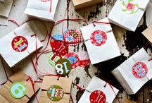Craft | Advent / Advent calendar ideas! Visit any of these tutorials to make your own awesome version. / by Amy | Mod Podge Rocks