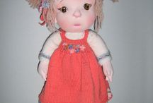 ooak soft sculpt doll