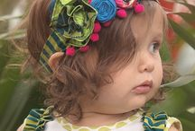Persnickety Forget Me Not / by LaBella Flora Children's Boutique