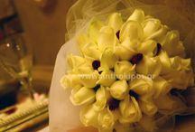 Νυφικές ανθοδέσμες - Μπουκέτα γάμου