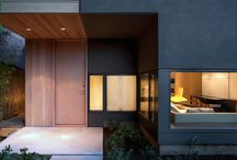 modern architecture / modern architecture, modern houses and interiors