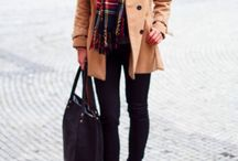 Time to Winterize! / Outfits to wear this winter to fight off the COLD!!!!