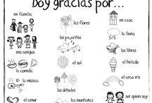 Printables in Spanish
