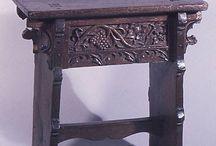 medieval furnitures