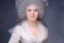 18th century portraits