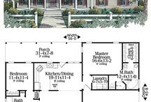 House plans / by Rebecca Givans