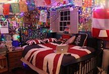 Room Ideas / Cool ideas to do with a teenage room