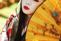 Geisha Shoot