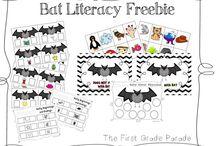Bats theme / by Kristine Bork