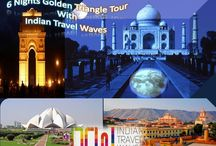6 Night Golden Triangle Tour Package