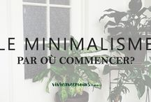 Minimalisme.