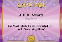 Kids awards