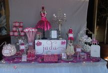 Jada's Sweet 16 / Juicy Couture Candy Buffet
