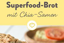 Healthy Chia Recipes
