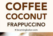 Coffee Coconut Frappucino