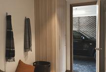 Mudroom❤️ / Modern mud room