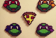 Craft - Perler/Hama / by Nadine Soh