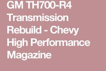 chevy transmission