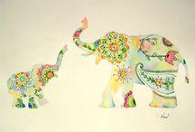 Faliképek / Ganesha Vega