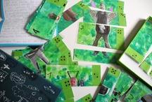 """Bremer Jugendpreis """"Dem Hass keine Chance"""" / Auch 2013 haben sich wieder viele Kinder und Jugendliche aus Bremen am Bremer Jugendpreis beteiligt und sich kreativ mit dem Motto """"Was heißt hier seltsam?"""" auseinander gesetzt. Am 5. Juni 2013 fand die feierliche Preisverleihung im Bremer Rathaus statt."""