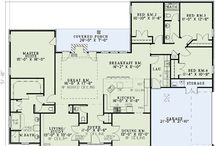 House Plans / by Kathy Whalen
