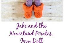 Crochet Dolls and Stuffies