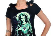 Holiday 2015 Gift Ideas for the Pinup, Alt & Nerdy Gals! / Holiday gift Ideas from www.retroglam.com and Rowena Edmonton!  Everything from Disney to Star Wars to sweet pinup & alt accessories and housewares.  Take advantage of the high USD this season shop CDN dollars! Prices 20-30% less dependant on daily rate :)   #retro #starwars #alt #punk #gifts #disney #pinup #retro #yeg #shopcanada #