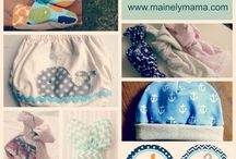 Giveaways! / Great Giveaways happening from Mainely Mama!