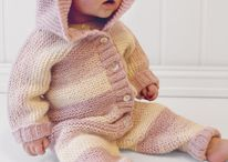 Knitting for Baby and Toddlers / by Brenda Tigano-Thomas Pacheco