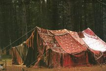 tentspiration / Inspiration for my diy tent project!